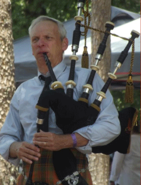 Atlanta Pipe Band G4 Pipe Sergeant